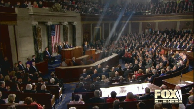 The focus next week will be on the State of the Union address, with some earnings and data also being released. Christina Scotti reports.