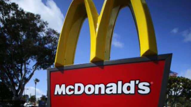 FBN's Diane Macedo breaks down McDonald's January sales numbers.