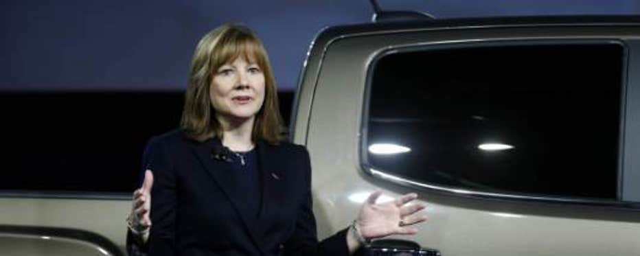 FBN's Liz MacDonald weighs in on GM's decision to not disclose long-term pay for CEO Mary Barra.