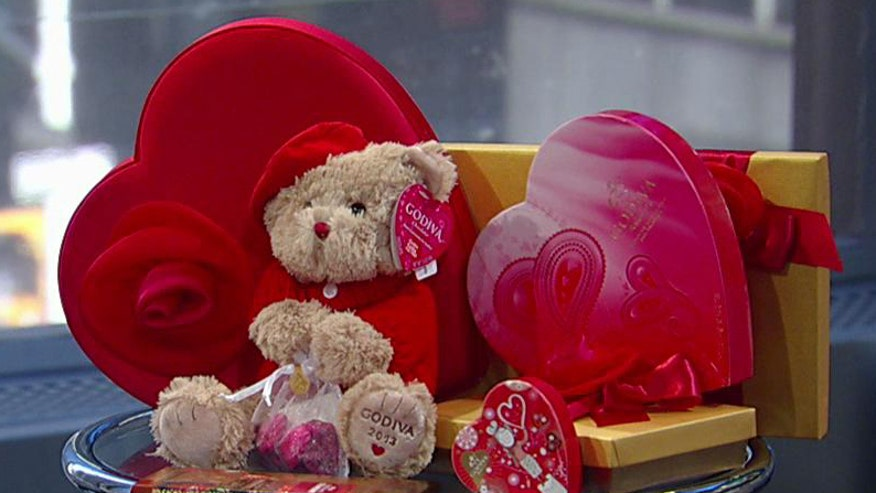Godiva CEO Jim Goldman on how the company prepares for Valentine's Day.