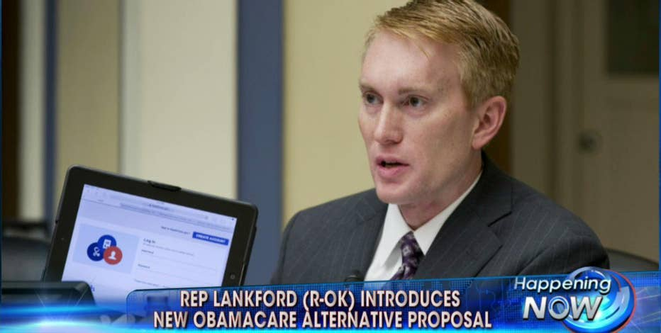 FOXBusiness.com's Kate Rogers on a new health-care compact bill introduced by Rep. James Lankford, which takes power away from the federal government and puts it in the hands of state lawmakers to implement health-care systems.