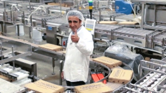 When Hamdi Ulukaya came to the U.S., the last thing he expected to do was launch America's obsession with Greek yogurt. He shares his Chobani success story.