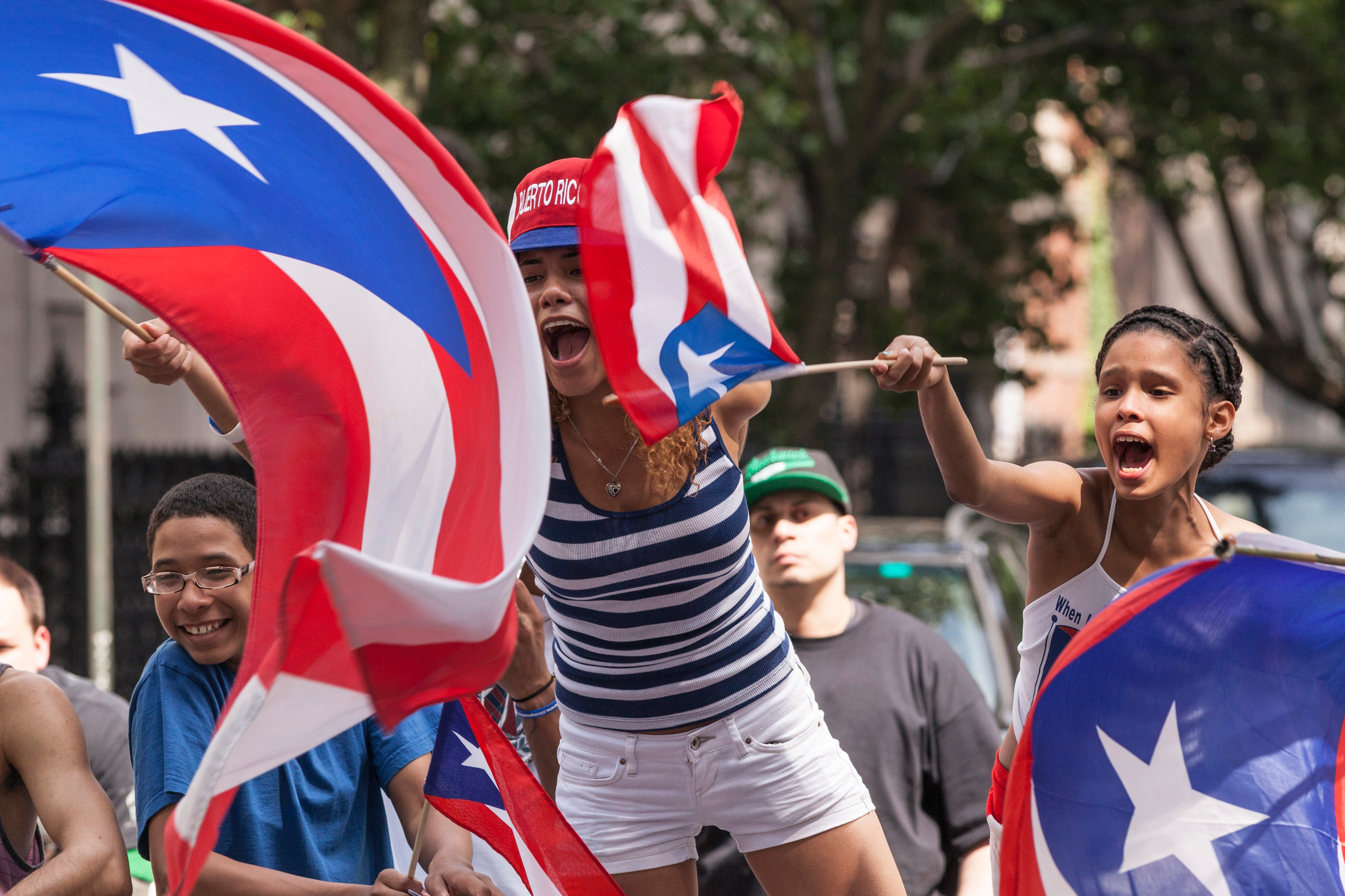 the puerto rican day parade Oscar lópez rivera, the puerto rican nationalist at the center of a controversy over the puerto rican day parade in new york, has talked at times about how 35 years in federal prison could not.