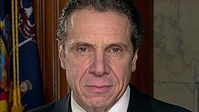 Governor Andrew Cuomo, (D-N.Y.), on New York's economy, taxes, and Start-Up NY.