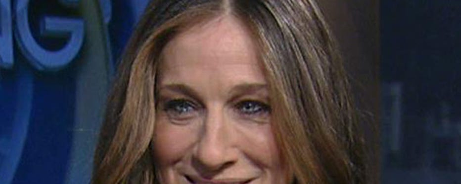 Actress Sarah Jessica Parker on her latest business venture, her first footwear line.