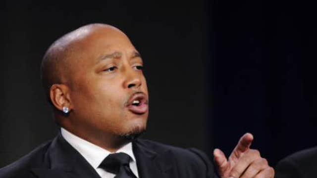'Shark Tank' host Daymond John on entrepreneurship and the 'Miller Lite Tap the Future' contest.