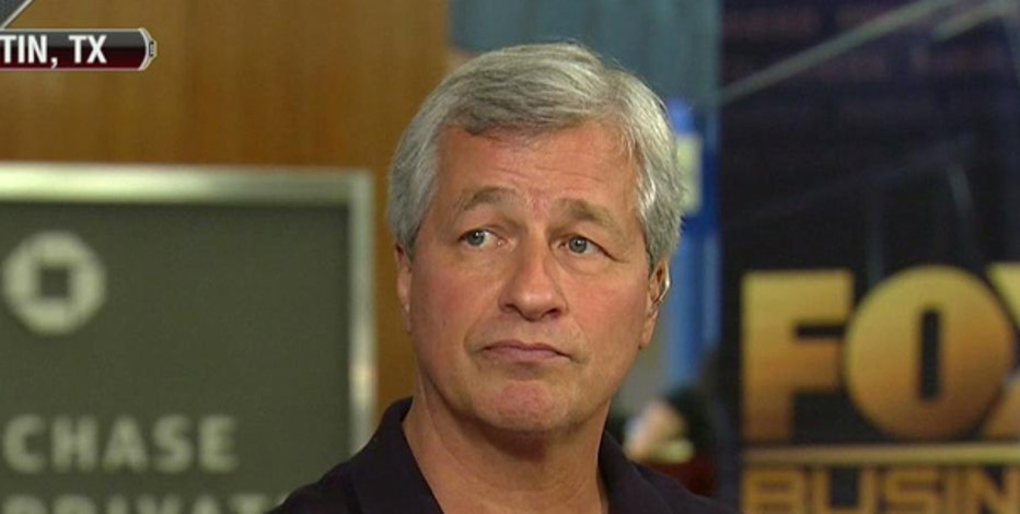 J.P. Morgan Chase CEO Jamie Dimon on concerns over the potential sequestration.