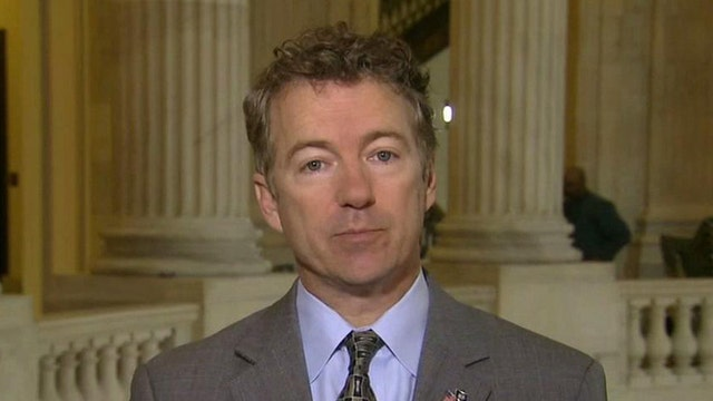 Sen. Rand Paul, (R-Ky.), on sequester cuts and discretionary spending.
