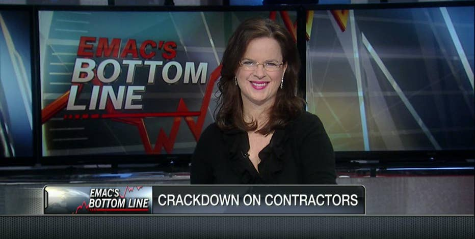 FBN's Liz MacDonald on the IRS crackdown on employees classified as contractors.