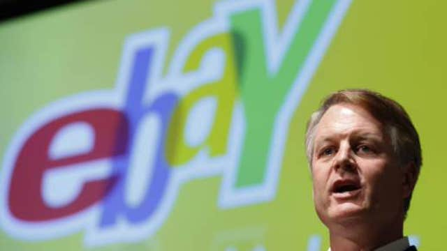 EBay CEO responds to Icahn's call to spin off PayPal