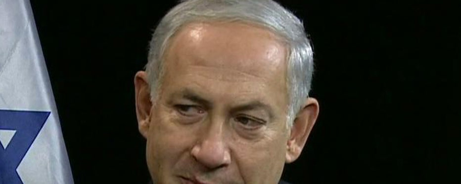 Israeli PM Benjamin Netanyahu tells FBN's Liz Claman about the new partnership between Israel and California.
