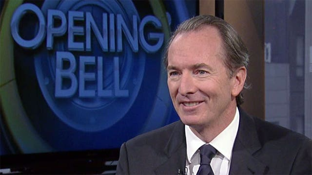 Morgan Stanley CEO James Gorman discusses the state of the markets.