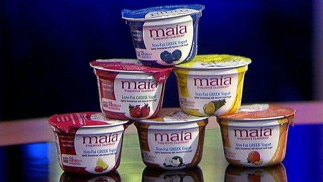 Maia Yogurt founder Hamilton Colwell on how he was inspired to create a less-sweet, healthier Greek yogurt
