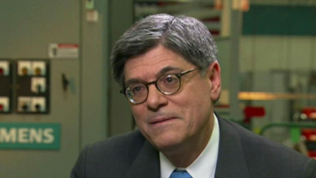 U.S. Treasury Secretary Jack Lew on the need for entitlement and tax reform and the economic impact of sequestration.