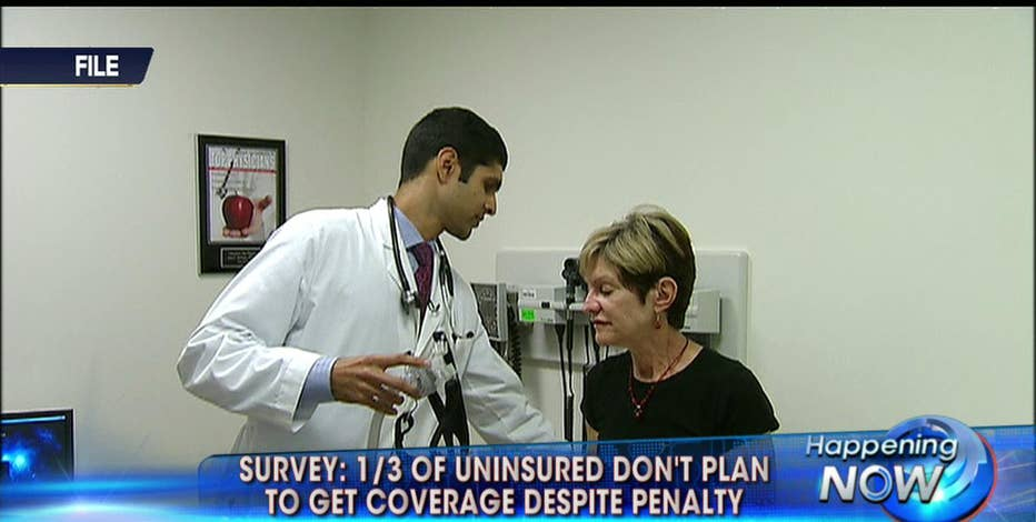 FNC's Jenna Lee with FOXBusiness.com's Kate Rogers on why the uninsured say they don't plan to enroll in ObamaCare coverage, despite the approaching  enrollment deadline in two weeks.