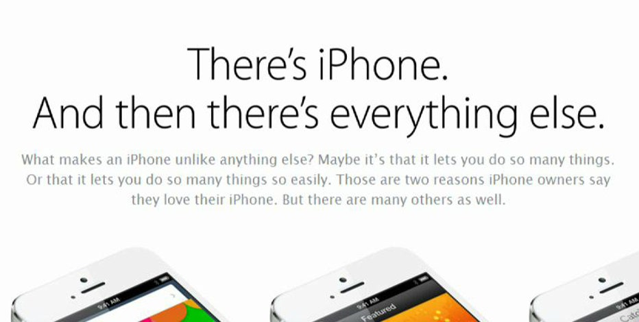 FBN's Shibani Joshi on Apple's new iPhone campaign.