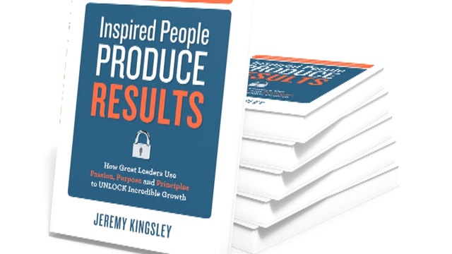 FOXBusiness.com's Kate Rogers with author Jeremy Kingsley on branding and growing your business at the right pace.