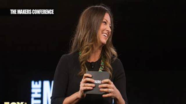 AOL's Maureen Sullivan recaps the first AOL MAKERS Women's Conference and shares what makes up the 'Women Who Make America.'