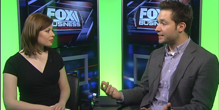 FOXBusiness.com's Kate Rogers with entrepreneur Alexis Ohanian on Reddit's growth success, taking risks as an entrepreneur and getting more women into the world of tech.