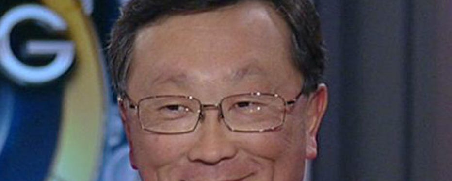 BlackBerry CEO John Chen weighs in on company's future.