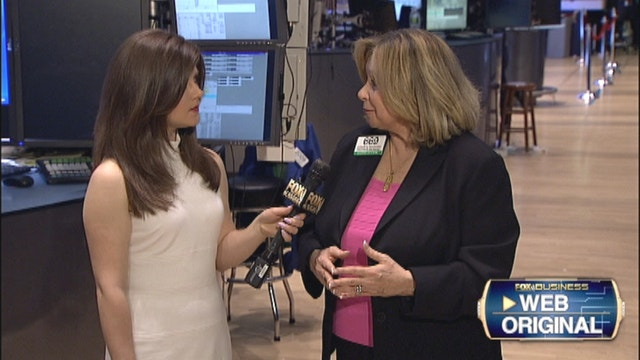 Mogavero Lee & Co. CEO Doreen Mogavero on the challenges working at the NYSE as a woman.