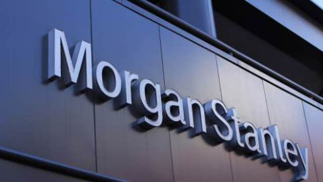 Earnings HQ: FBN's Cheryl Casone breaks down Morgan Stanley's first-quarter earnings report.