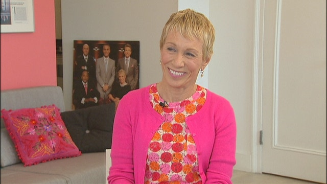 FOXBusiness.com's Kate Rogers sits down with real estate mogul Barbara Corcoran to talk about her strategies as an angel investor, crowdfunding and the best advice she got starting out.