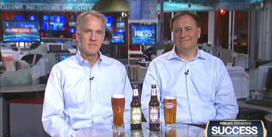 Necessity is the mother of invention, according to Harpoon Brewery's co-founders.  And it was out of necessity they decided to shake up the U.S. beer scene with European-inspired brews.