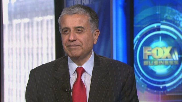 "FOXBusiness.com's Kate Rogers with Fred Hassan, author of ""Reinvent: A Leader's Playbook for Serial Success,"" on his experiences managing Fortune 500 companies, and why small businesses sometimes have the upper hand."