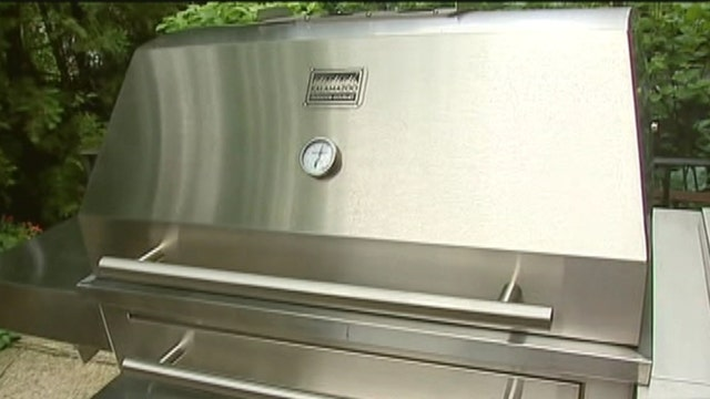 'Not Rich Yet' Spending on Made-to-Last High-End Grills