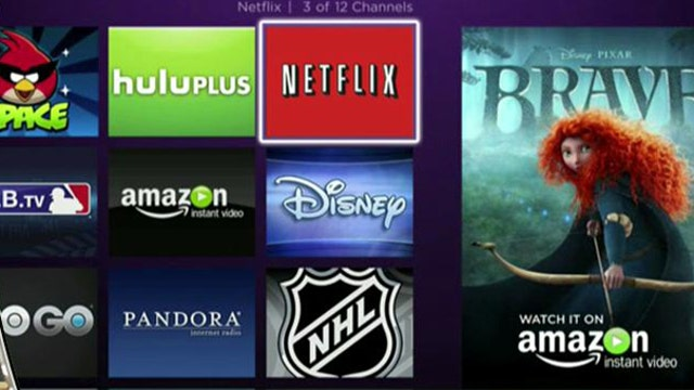 Roku CEO Anthony Wood on the streaming content the company provides for consumers.