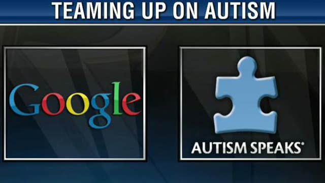 Autism Speaks co-founder Bob Wright on the company's partnership with Google.
