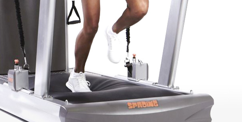 Fmr. Bally Total Fitness CEO Paul Toback on creating a new fitness category with the Sproing machine.