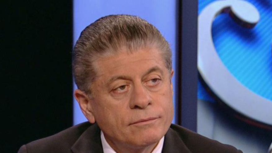Judge Andrew Napolitano weighs in on the Supreme Court striking down the Arizona law requiring voters to prove citizenship.