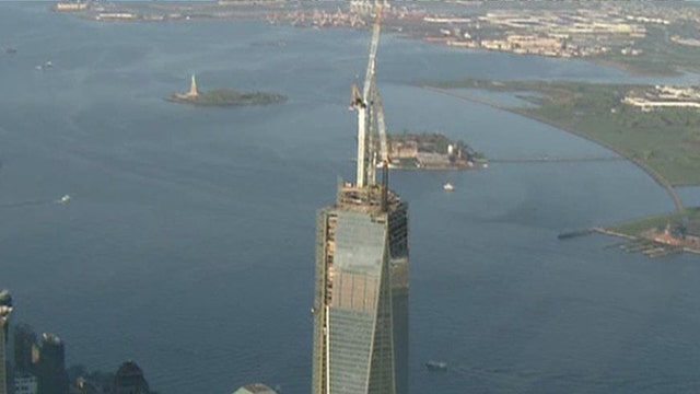 Inside One World Trade Center