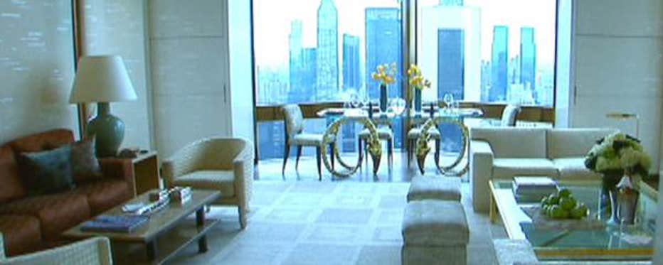 FBN's Seana Smith with an inside-look at the most expensive hotel room in North America.
