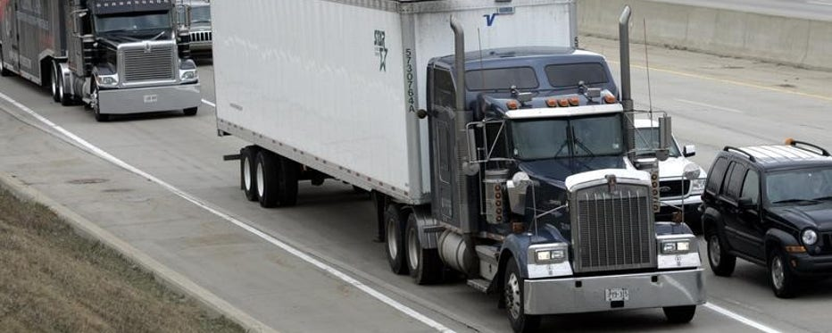 Boston startup LinkeDrive says its PedalCoach app saves truckers roughly 5 cents per mile in fuel costs.