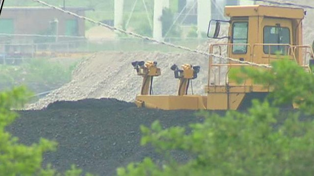 FBN's Jeff Flock on the coal industry's reaction to President Obama's climate change speech.