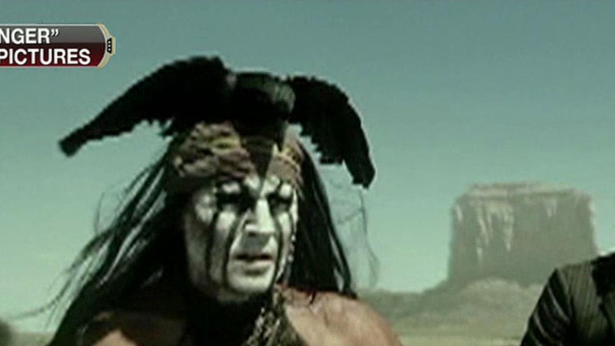 FBN's Dennis Kneale on the weak box office sales for Disney's 'Lone Ranger.'