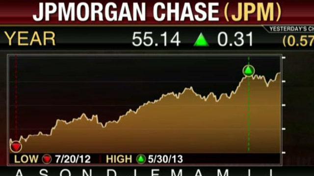 FBN's Diane Macedo reports JPMorgan Chase s 2Q earnings.