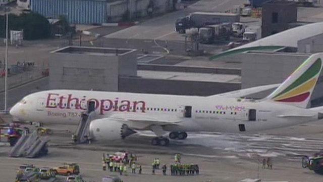 FBN's Tom Sullivan, former DOT inspector general Mary Schiavo and former FAA supervisor Rob Mark on the internal fire on an Ethiopian Airlines Dreamliner.