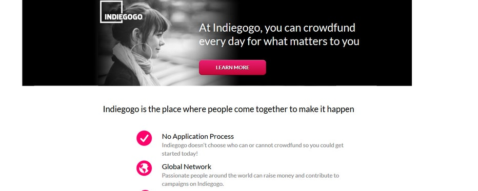 Indiegogo CEO Slava Rubin on helping small businesses raise money through crowdfunding and company growth.