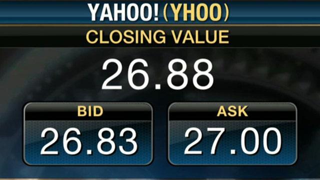 Earnings HQ: FBN's Jo Ling Kent breaks down YHOO's second-quarter earnings report.