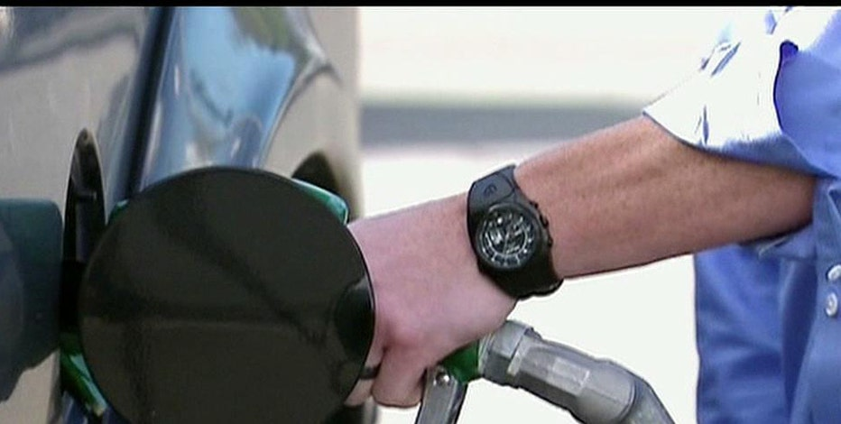 Lauren Simonetti reports gas prices have jumped 16 cents per gallon in one week.