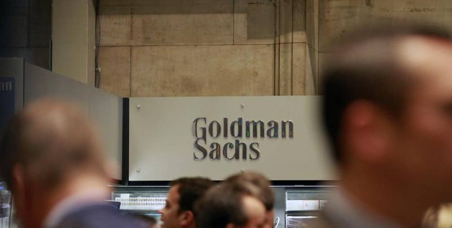 Cheryl Casone reports that Goldman Sachs' 2Q earnings handily beat estimates.