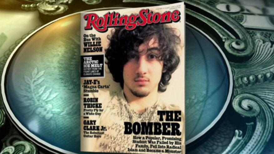 Marketing expert Peter Shankman on the controversy over the Rolling Stone cover with Boston bombing suspect Dzhokhar Tsarnaev.