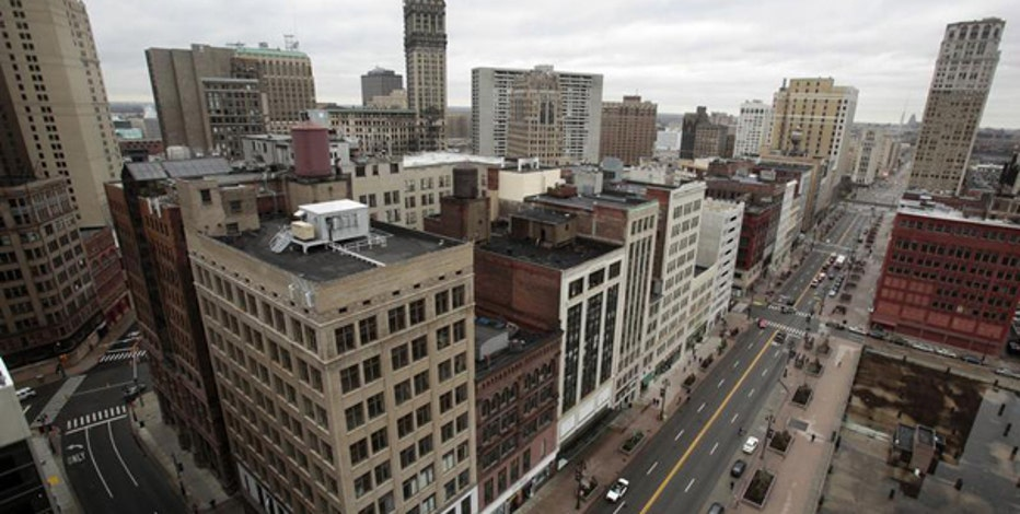 FBN's Jeff Flock on Detroit's financial crisis.
