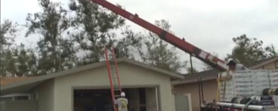 FBN's Charles Payne on the success of Brian Torry's Elite Roofing Supply.