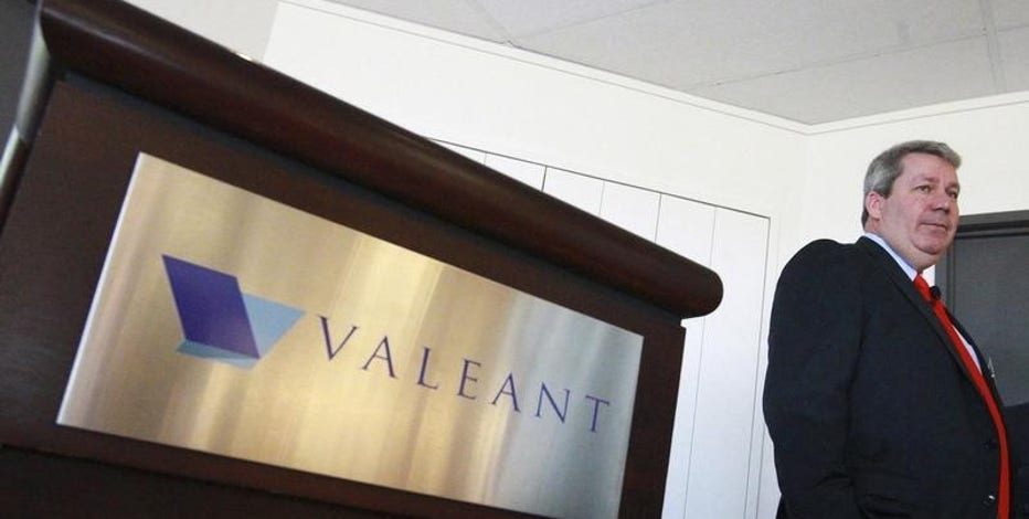 FBN's Liz MacDonald on one of Allergan's largest shareholder selling its' stake amid a takeover bid from Valeant.
