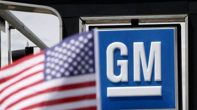 Jo Ling Kent reports that General Motors 2Q earnings beat estimates.
